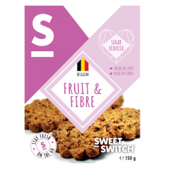 Sweet Switch | Fuit and Fibre | Low Carb | Dieetwebshop.nl