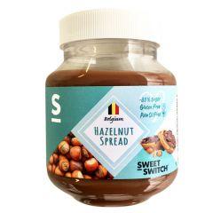 Sweet Switch | Hazelnoot Pasta 350g | Palm olie vrij | Dieetwebshop.nl