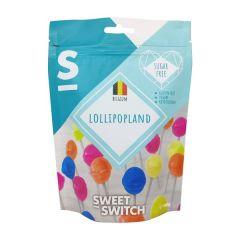 Sweet Switch | Lollipops 100g | Reduced Carbs | Dieetwebshop.nl