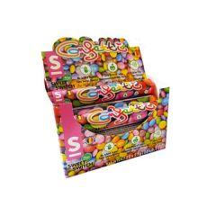 Sweet Switch | Snoep confetti doos 20 x 22g | Low Carb | Dieetwebshop.nl