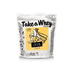 Take-a-Whey | Micellar Casein | Banana Milkshake | Proteïnerijk