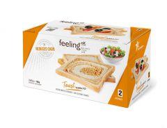 Eiwitrijke Toast Tomaat | Feeling OK Optimize | Eiwitrijk Dieet | Protiplan