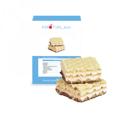 Proteine Wafel Creme Biscuit | Oreo Smaak | Protiplan