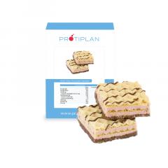 Proteïne Wafel Witte Chocolade Framboos | Protiplan