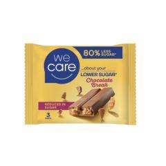 We Care | Low Sugar Reep | Chocolate Break | Caloriearm