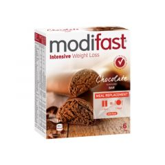 Modifast | Maaltijdreep Melkchocolade | caloriearm  |