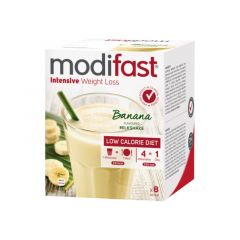 Modifast Intensive | Milkshake Banaan | caloriearm |