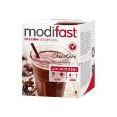 Modifast Intensive | Milkshake Chocolade | caloriearm |
