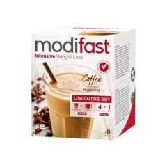 Modifast Intensive| Milkshake Koffie | caloriearm | Dieetwebshop.nl