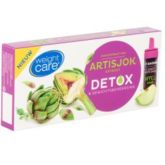 weight care | Artisjok  Detox | Caloriearme supplementen | Dieetwebshop