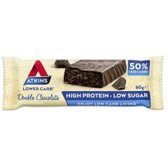 Atkins   Double Chocolate   Caloriearm   Dieetwebshop.nl
