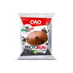 Protobun Cacao | Ciao Carb | Protiplan| eiwitrijk brood