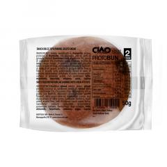 Protobun Cacao Stage 2 | Eiwitrijk Broodje | Ciao Carb | Protiplan