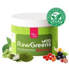 Clean Foods   RawGreens & Berries   Vitaminebooster