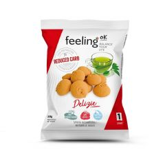 Delizia Vanille Citroen | Koolhydraatarme koekjes | Protiplan