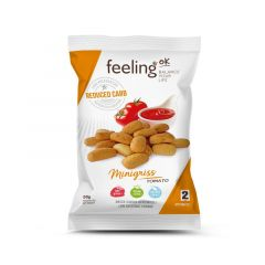 Proteïne Mini Soepstengels Tomaat | Feeling OK Minigriss | Protiplan