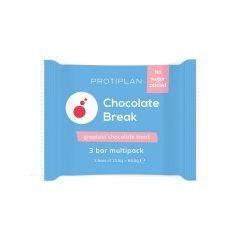 Protiplan Chocolate Break Bar    Atkins Reep   Keto