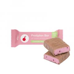 Protiplan Chocolate Raspberry Bar | Proteïne Reep