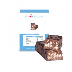 Proteine Reep Chocolade Crunch | Protiplan