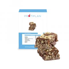 Proteine Reep Double Chocolate   Proteine Tussendoortje   Protiplan