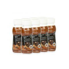 Koolhydraatarme Tray Chocolade Smoothie
